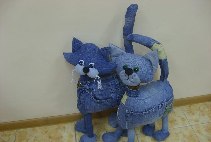 dla-koshki14 Игрушки для котят своими руками в домашних условиях, как сделать интересную для кошки игрушку
