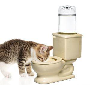 Комфортные условия для домашнего питомца: автоматический кошачий туалет