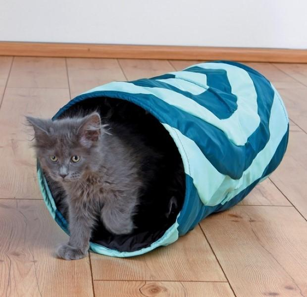 Своими руками тоннель для кошки 28