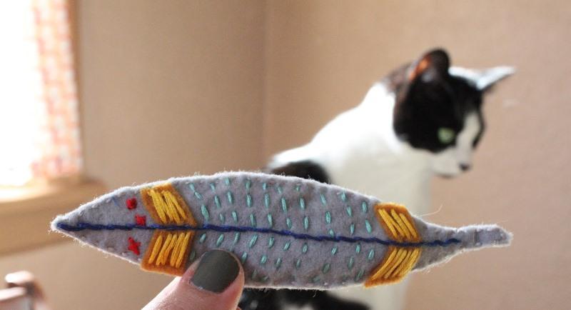 Как сделать кота своими руками в домашних условиях фото